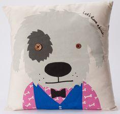 Bobby Dazzler cushion
