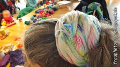 Augenblick mal ....: 2. Strickparty 2015