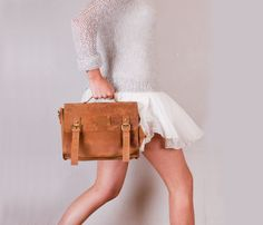 Camel Little Frankie Bag : now on Sale!