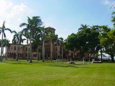 Ca' d' Zan Mansion in Sarasota Florida