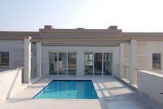 Piscina su terrazzo: Appartamento, S. Siro, Milano, ristrutturato ...