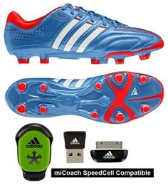 Who says the Adidas adiPURE cannot have color  The red d22f0c12e2a65