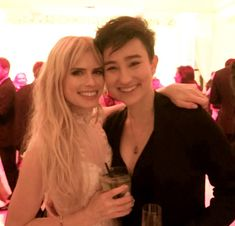 Carlson Young and Bex Taylor Klaus (Brooke Maddox and Audrey Jensen) - Scream Scream Tv Series Cast, Scream Cast, Mtv Scream, Jeff Atkins, Audrey Jensen, Bex Taylor Klaus, Carlson Young, Kiana Lede, Got Married
