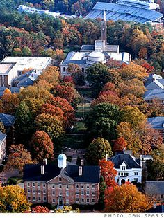 Best Places to Live 2010 - Top 100: City details: Chapel Hill, NC - from MONEY Magazine