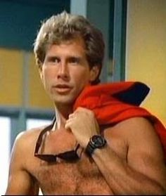 """Parker Stevenson was on """"Baywatch""""? Series Movies, Tv Series, Parker Stevenson, First Crush, Sexy Men, Hot Men, Actrices Hollywood, Baywatch, Lifeguard"""