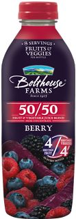 Bolthouse Farms juices, can't get enough
