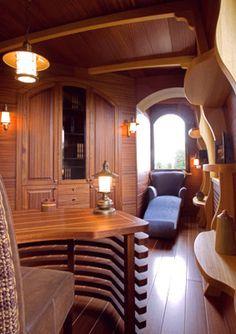 luxury interior Yacht design by Sa-Fa