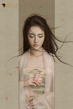 Ji Hye Park - Editorial Fashion Photography by Jingna Aha Portrait Photography, Fashion Photography, China Girl, Foto Art, Beautiful Asian Women, Chinese Art, Chinese Painting, Chinese Style, Asian Art
