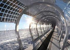 Wintersport: Vom solaren Zauberteppich