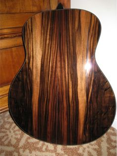 Could wood be any more beautiful? Sinker Redwood Taylor guitar