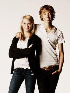 Hanna Obbeek en Nils Verkooijen
