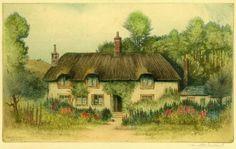 Sharland, Edward - Thomas Hardy's Cottage
