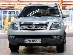 2008 Kia Mohave QV300