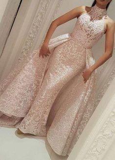 Prom Dresses Boho, Evening Formal Dresses Yousef Aljasmi High Neck Detachable Over Skirt 2018 Lace Dubai Arabic Mermaid Occasion Prom Dress See Through Shop prom dresses Boho,such as beading prom pieces prom dresses,chiffon prom dress,lace prom dresses Tulle Prom Dress, Homecoming Dresses, Party Dress, Party Gowns, Mermaid Dresses, Sweetheart Prom Dress, Lace Mermaid, Tulle Lace, Mermaid Wedding