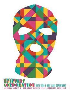 Thievery Corporation - Mask (2013)