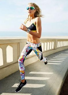 Mix these simple running workouts with your regular loops to transform your fitness level without the monotony and fatigue of longer, steady sessions. Killer Workouts, Best Cardio Workout, Running Workouts, Workout Wear, Workout Outfits, Fitness Nutrition, Fitness Goals, Fitness Tips, Fitness Motivation