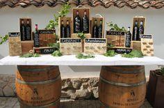 Wine Wedding by www.ohmywedding.es Boda Vinícola