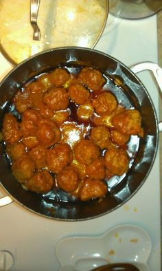 Tamale Balls  Made this today.  Delish!  Use as appetizer with toothpicks or over rice or noodles as main dish.  Chili and cheese over them...yum!