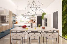 Un cómodo nido. Sillas #Serpentine de #LigneRoset en color blanco, tanto para uso interior como exterior gracias a la simpleza de su diseño y sus materiales.
