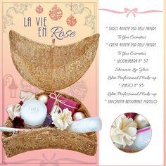 [Centro estetico Je m'Aime] IDEE REGALO Natale 2014. La Vie en Rose. //search--> #beauty #christmas #gift #parma// *Facebook: www.facebook.com/JemAimeParma