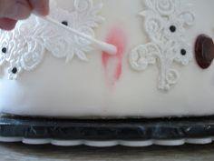 ~ Sugar Teachers ~ Cake Decorating and Sugar Art Tutorials: Oops!! How Do I Fix That?!!