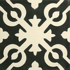 portugese-tegels -> VN Negra 10 - Designtegels