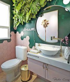 Salon Interior Design, Cafe Interior, Bathroom Interior Design, Moodboard Interior Design, Bohemian Interior Design, Interior Design Magazine, Salon Design, Beauty Salon Decor, Makeup Studio Decor