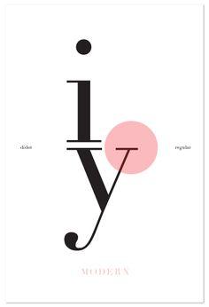 art prints - modern love by Precious Bugarin Design