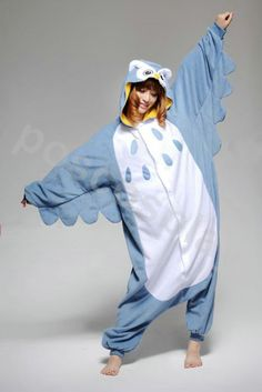 Animal Costume Owl Adult Onesie Kigurumi Pajamas - best price and highest  quality ffdccfa6a