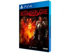 Bound by Flame para PS4 - Spiders Studio