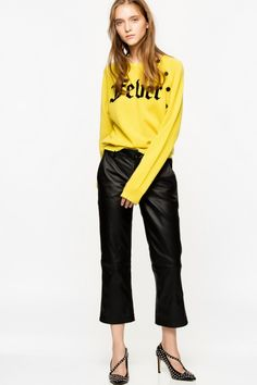 Justy Fever Cashmere sweater | Zadig & Voltaire