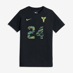 Nike Dry Kobe Big Kids' (Boys') T-Shirt (XS-XL)