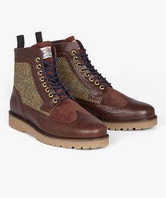 http://www.fredperry.com/footwear/mens/northgate-boot/northgate-harris-tweed-leather-boot-b5283.html
