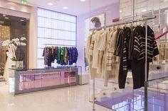 Blumarine Milan Boutique Windows - September 2014 #mfw