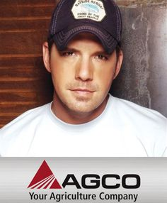 "AGCO is bringing Rodney Atkins to Flint Rasmussen and his ""Outside the Barrel"" show"