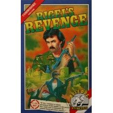 Rigel's Revenge for Commodore 64 from Bulldog Software