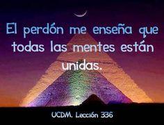 Aprendiendo Un Curso de Milagros: UCDM. Libro de Ejercicios. Lección 336