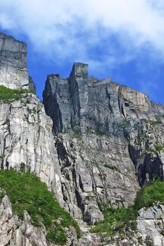Stavanger – Lysefjord & the Pulpit Rock - Enjoy a leisurely cruise along the scenic Lysefjord and see the famous 'Pulpit Rock' jutting out from the rocky terrain above.