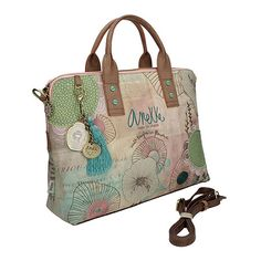 Anekke Nature Χαρτοφύλακας Bags, Fashion, Briefcases, Spring Summer, Totes, Handbags, Moda, Fashion Styles, Fashion Illustrations
