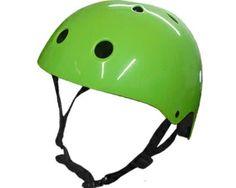 ZipiBike Z16 Kids Bike Helmet - Green