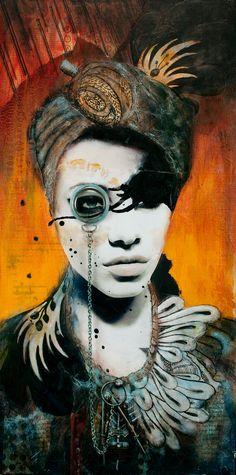 The Visionary - -Andrea Matus deMeng
