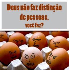 Acepção de pessoas ovos