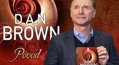 """Dan Brown a Pôvod  Dan Brown exkluzívne o svojej knihe Pôvod: """"Prežije Boh vedu?"""" http://lepsiden.sk/dan-brown-exkluzivne-o-knihe-povod/"""