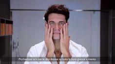 Video Tutorial for Men - La Beauty Routine per la Notte per un viso ripo...
