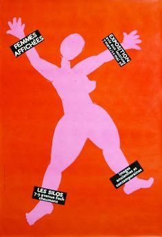 Femmes Affiches Exposition - Nous travaillons ensemble