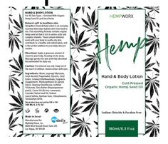 Hand Lotion, Body Lotion, Organic Hemp Seeds, Hemp Oil, Amino Acids, Organic Skin Care, Healthy Skin, Skincare, Hands