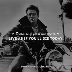 James Dean #quotes #famousquotes