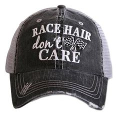 Race Hair Dont Care hats by SouthernandTrendy on Etsy https://www.etsy.com/listing/517408114/race-hair-dont-care-hats