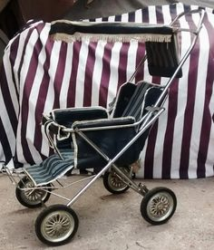 Biemme Sport Babakocsi Baby Strollers Retro Baby Equipment
