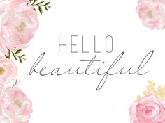 Watercolor Walls, Watercolour, Pink Peonies, Peony, Printable Designs, Printables, Printable Wedding Invitations, Etsy Store, Fonts